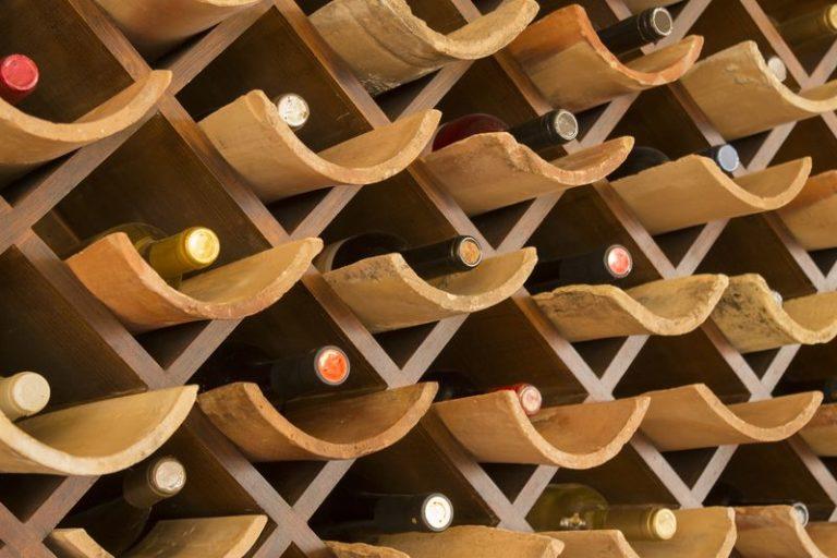 Freitagabend – eine Flasche Wein und meine Freundinnen